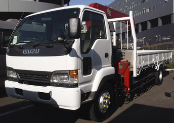 Манипулятор Isuzu forward tabano 300
